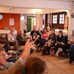 Teilnehmer einer Session auf dem openTransfer CAMP in Hamburg 2014