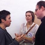 Medja und Joana vom betterplacelab