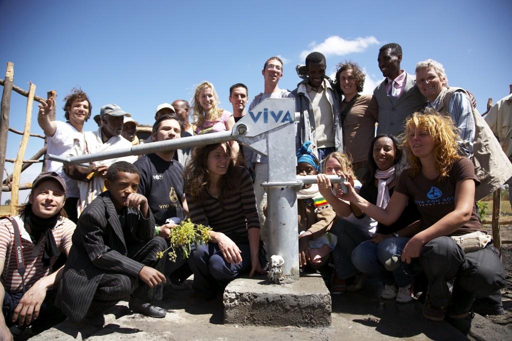 Viva con Agua Team in +äthiopien 200-®john broemstrup
