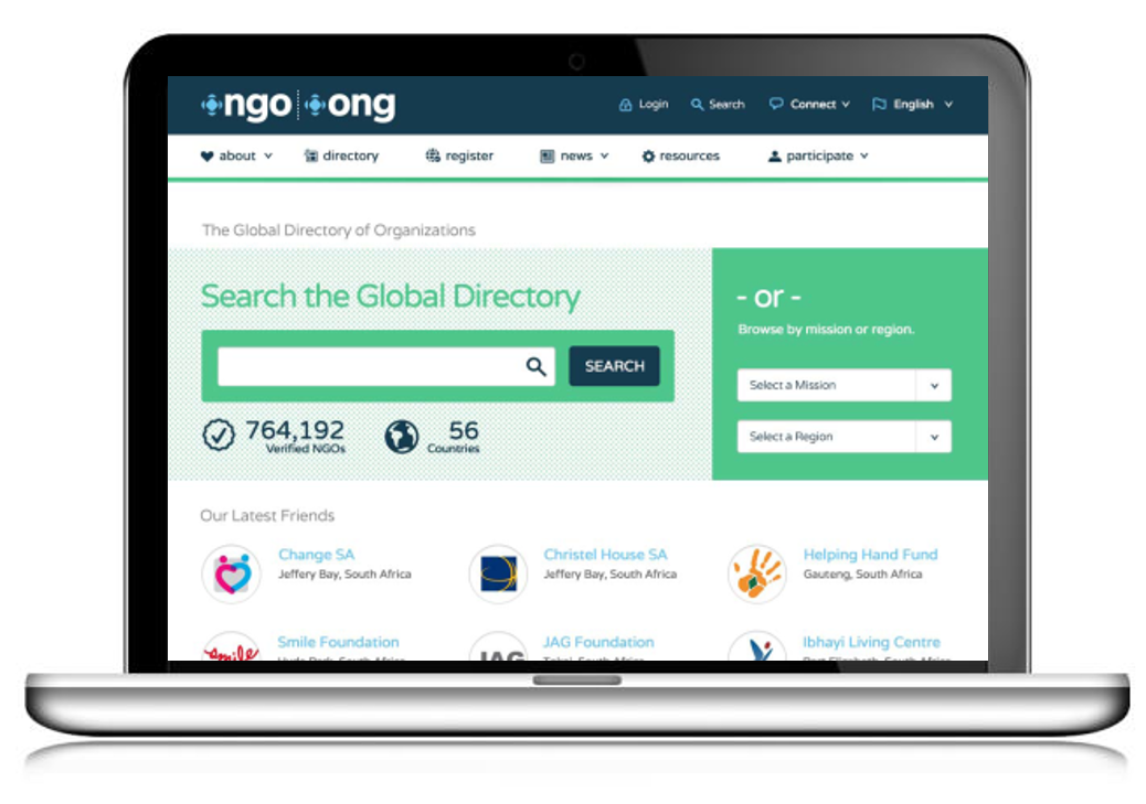Global Searchable Directory