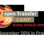 Das Logo vom openTransfer CAMP Frankfurt