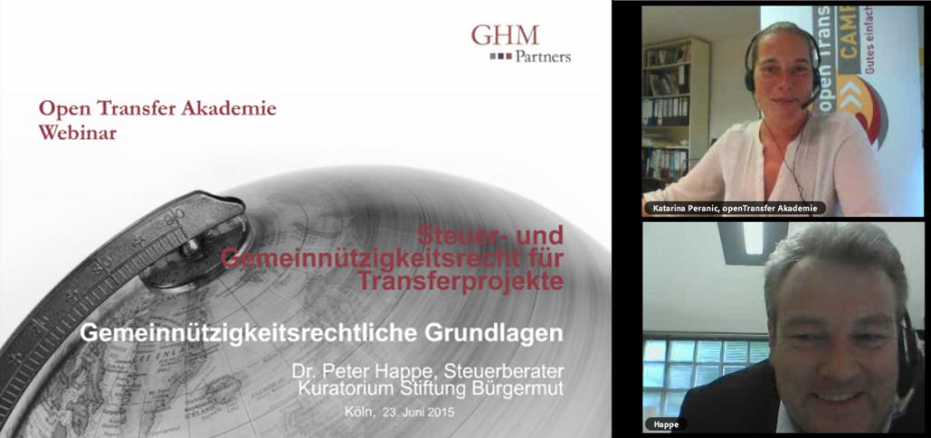opentransferAkademie_WebinarGemeinnuetzigkeit_Happe_20150623