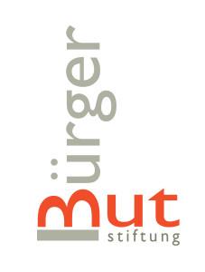 Logo Stiftung Bürgermut