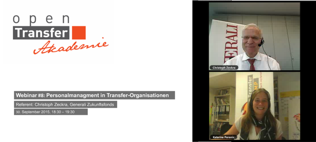 Webinar_Personalmanagement in transfer-Organisationen