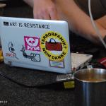 Freifunk Laptop
