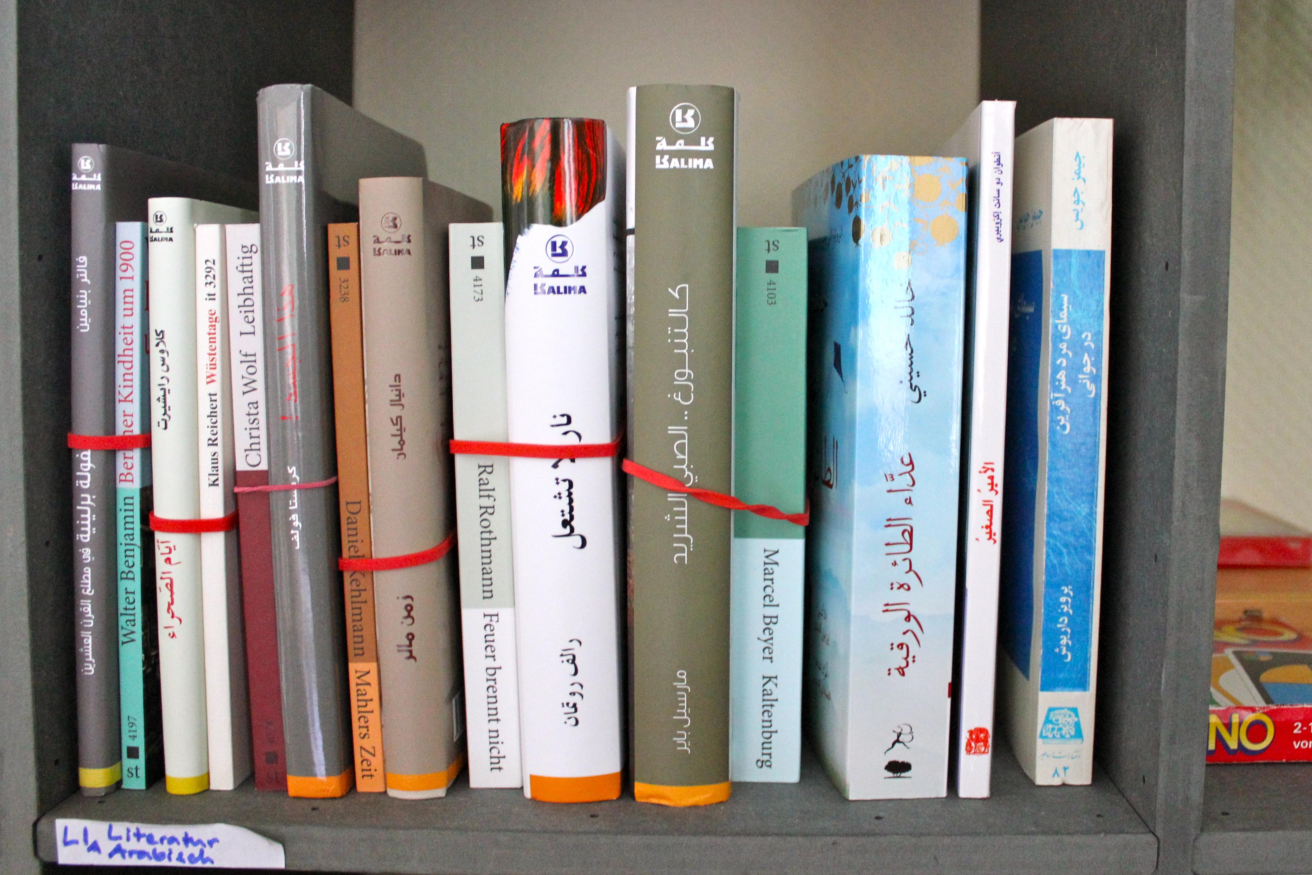 Bücher Asylothek