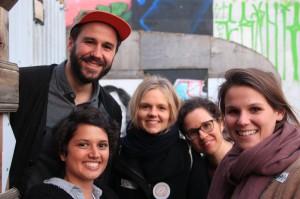 SwaF-Berlin-Team