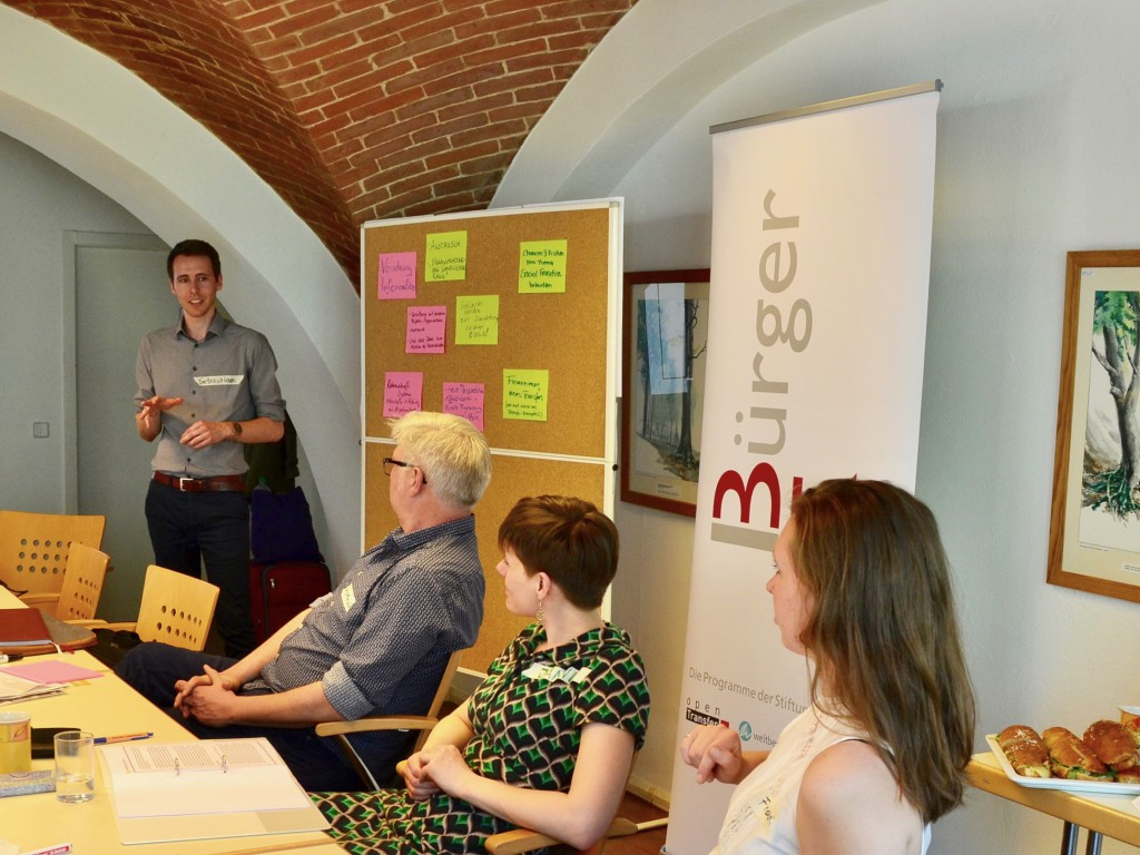 Workshop #1 - Potsdam
